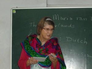 Maria van Daalen