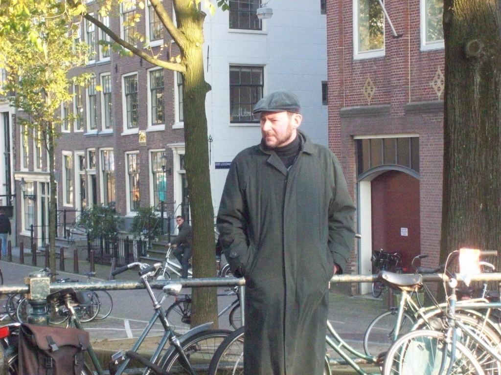 Oleg Jurjew in Amsterdam