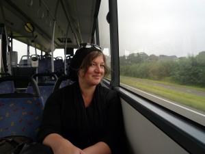 Annelie David in Friesland