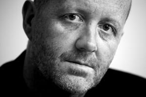 Michael Symmons Roberts (photograph: Martin Bence)