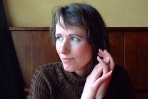 Sylvia Hubers (foto: Frans van Hal, 2014)