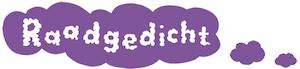 Raadgedicht, logo