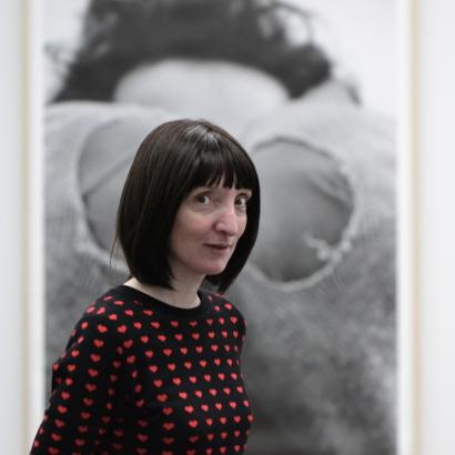 Delphine Lecompte foto door Marc Brester