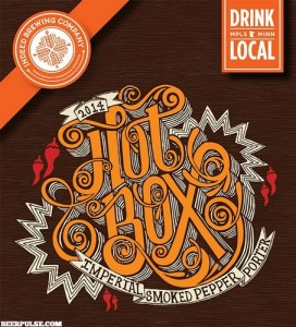 2014 Hot Box from Indeed Brewing