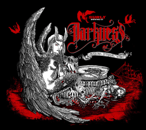 Surly Darknes 2014 Label