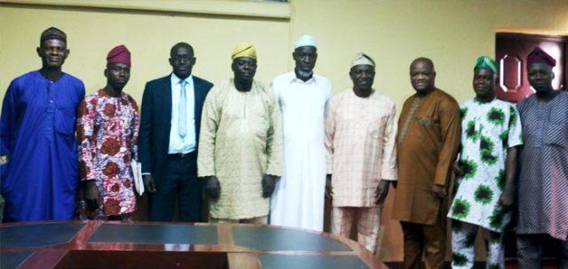 Members of the Ago-Iwoye, Muslim Community