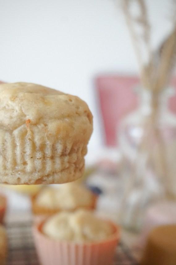 Zuckerfreie Muffins für Kleinkinder