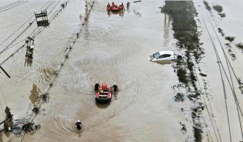 九州の大雨による河川の氾濫や現在のヤバい様子を画像や動画で調査!