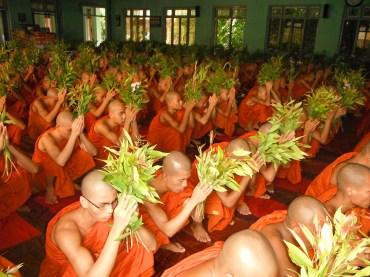 Oo Yin Pariyatti Monastery - About Us