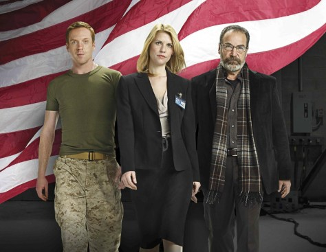 Homeland-flagg