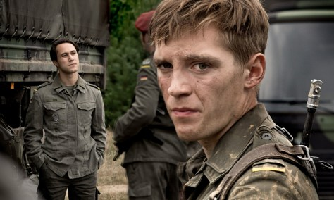 East german spy Moritz Stamm (played by Jonas Nay) in Deutschland '83.