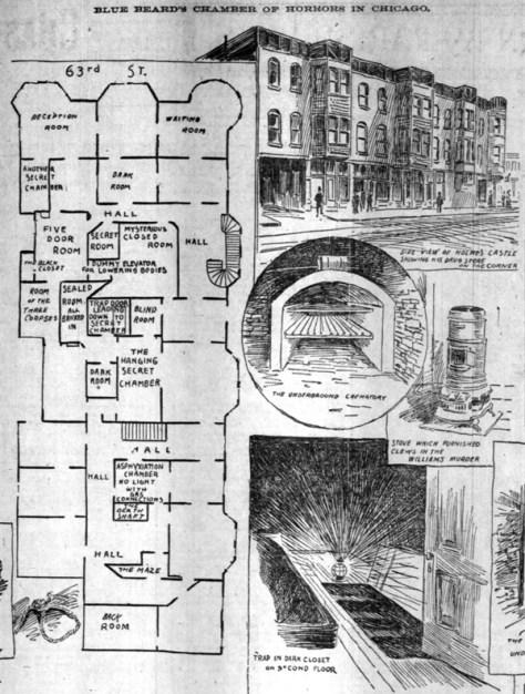 Tegninger av hotell