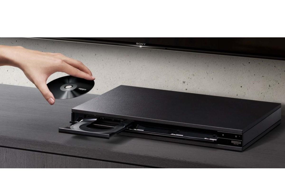 Konkurranse: Vinn en flunkende ny Blu-ray-spiller fra Sony!