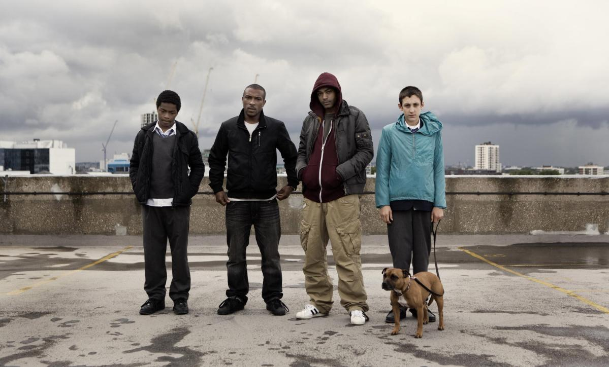 Top Boy på Netflix: The Wire i London
