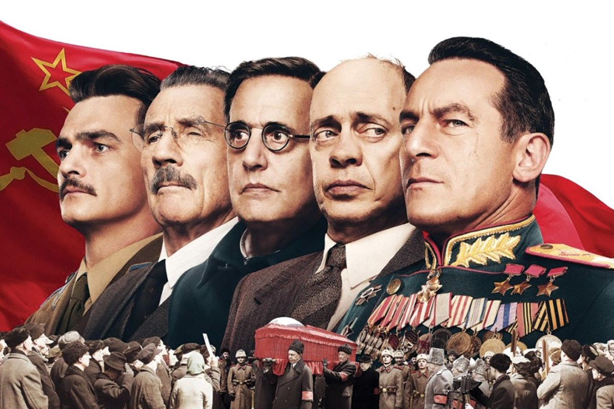 Filmtips: The Death of Stalin