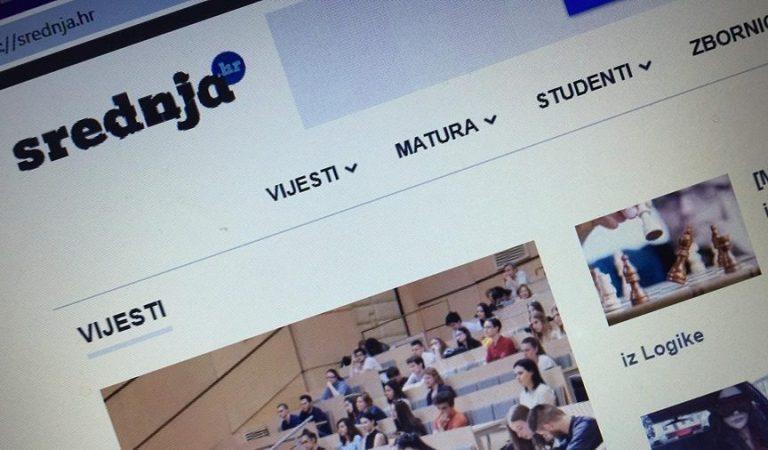 Online mjesto za sve kojih se obrazovanje tiče