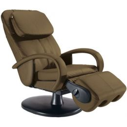 Human Touch Robotic Quad Roller Massage Chair Cashew Ht 125 100