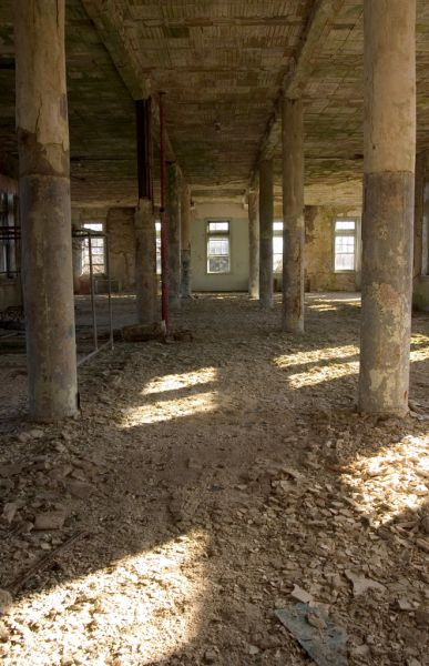 Empty Room Photo Of The Abandoned Pennhurst State School