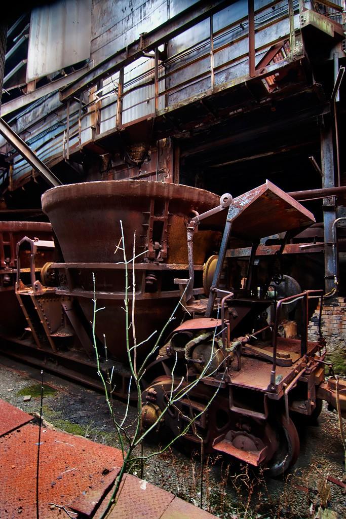 Sleep Photo Of The Abandoned Bethlehem Steel Mill