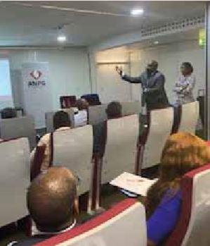ANPG estreita laços com jornalistas