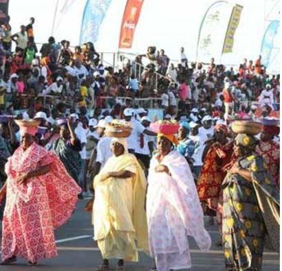 Edição 2020 do Carnaval de Luanda custará 180 milhões de Kwanzas