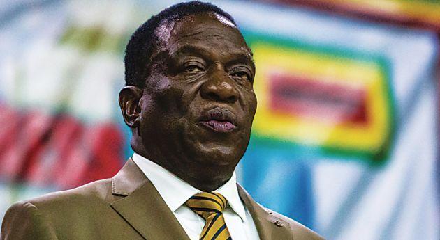 Presidente do Zimbabwe ameaça 20 anos de prisão por falsa declaração de bloqueio