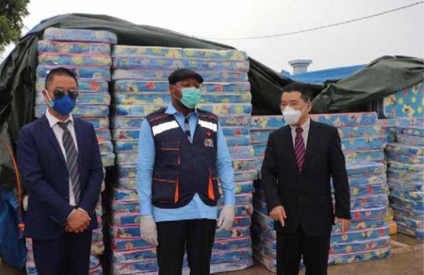 China assegura apoio aos angolanos mais vulneráveis
