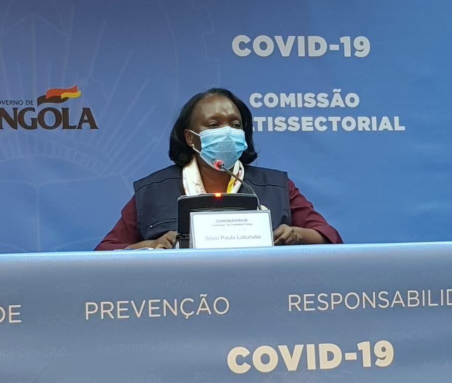 """Covid-19: Angola """"dispara"""" mais seis casos novos"""