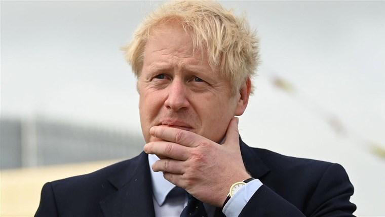 """Coronavírus foi um """"desastre"""" para o Reino Unido"""