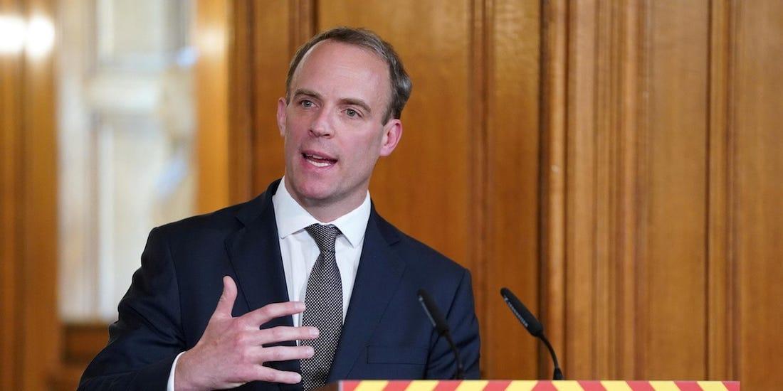 Reino Unido anuncia sanções contra cidadãos da Rússia, Arábia Saudita e Coreia do Norte
