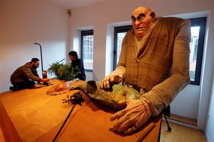 Museu das Marionetas do Porto reabre quatro meses depois com nova exposição