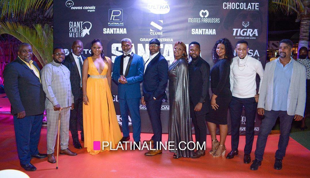 """""""Santana"""" considerado pela crítica como passaporte para o cinema angolano na Netflix"""