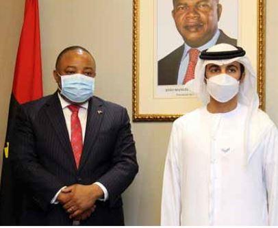 Emirados Árabes Unidos investem no sector agro-industrial e tecnológico