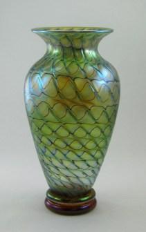 Golden Escher Classic Vase