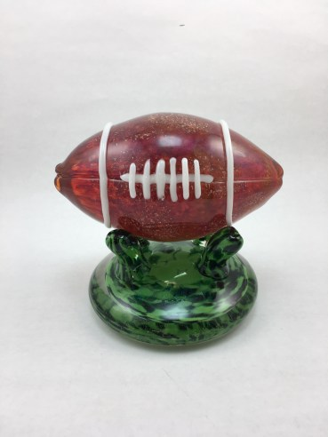 Football with Stand