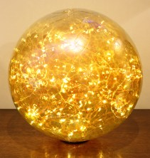 Golden Mood Sphere