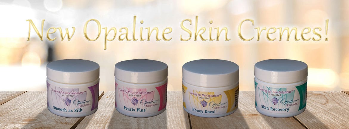 Opaline Solutions Skin Cremes