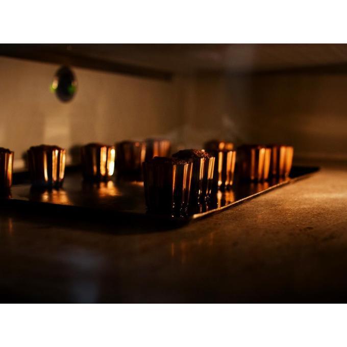 外側カリカリ、中モッチモチのカヌレドボルドーを焼いていきます | OPAN オパン|東京 笹塚のパン屋