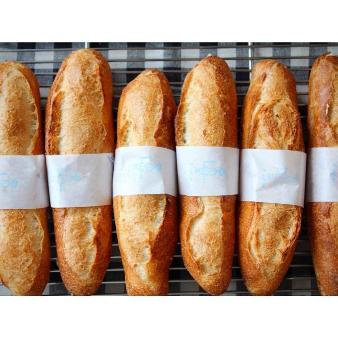 オパン印のミルクフランス | OPAN オパン|東京 笹塚のパン屋