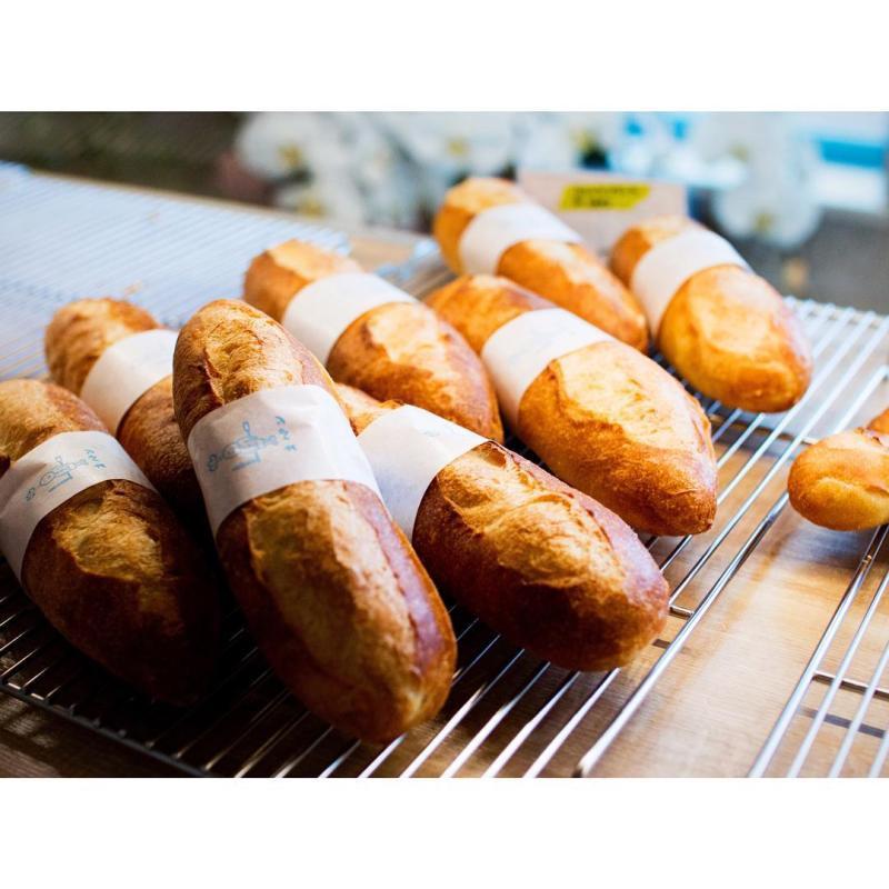 本日のミルクフランス | OPAN オパン|東京 笹塚のパン屋