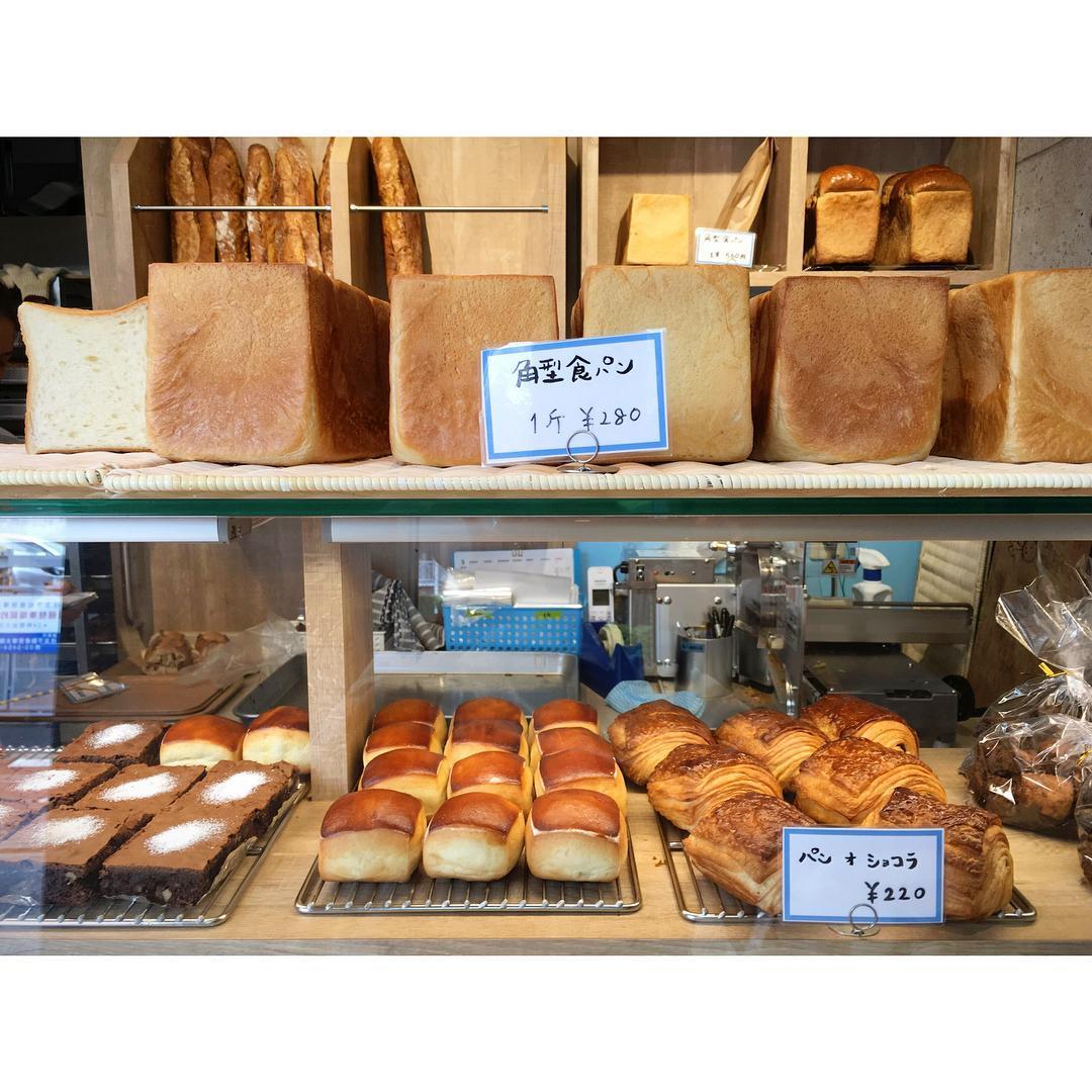 角型食パン | OPAN オパン|東京 笹塚のパン屋