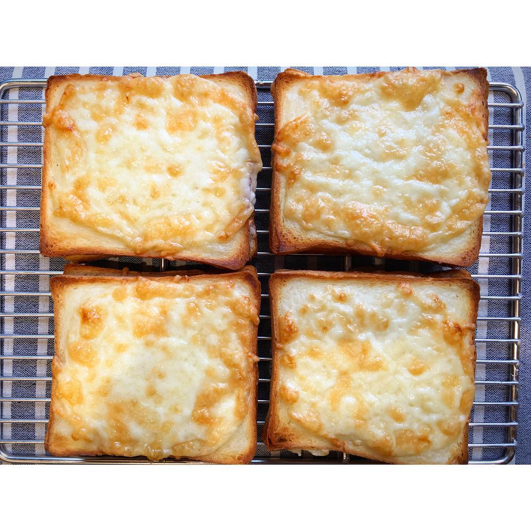 オパンのクロックムッシュ | OPAN オパン|東京 笹塚のパン屋