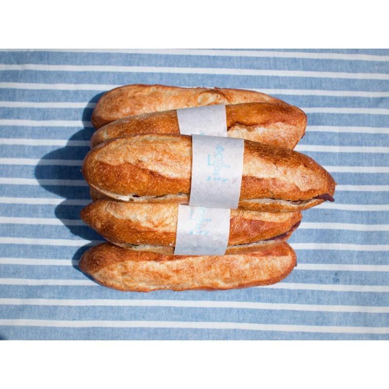 オパンのあんフランスパン | OPAN オパン|東京 笹塚のパン屋