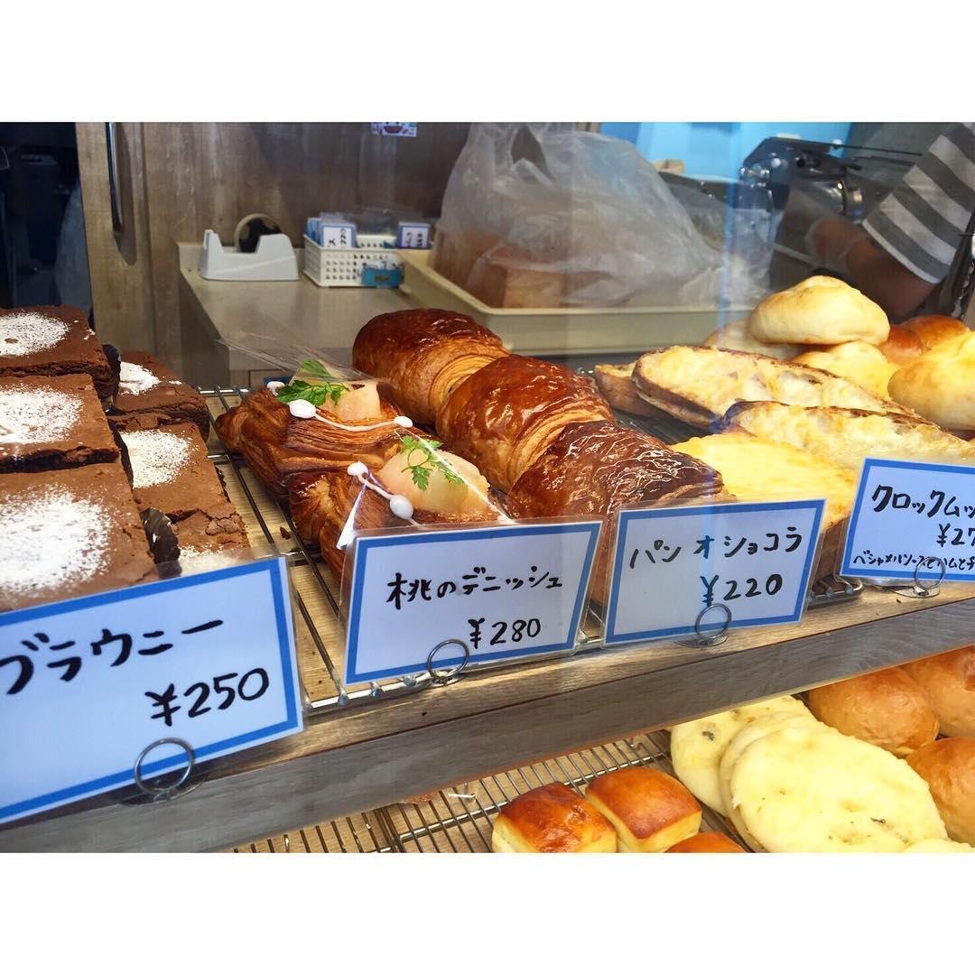 夏季休暇中です   OPAN オパン 東京 笹塚のパン屋