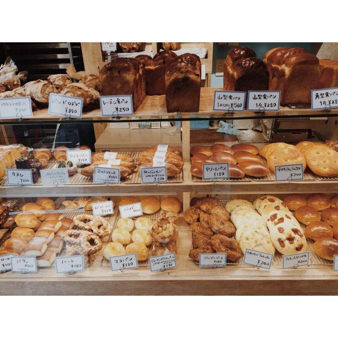 本日のパン棚(2016.09.15) | OPAN オパン|東京 笹塚のパン屋