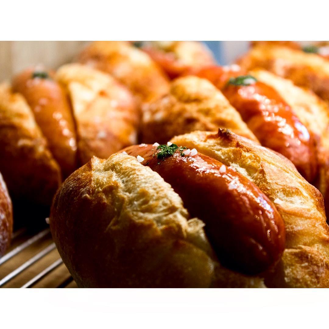 オパンのホットドッグ オパンドッグ(2016.10.22) | OPAN オパン|東京 笹塚のパン屋