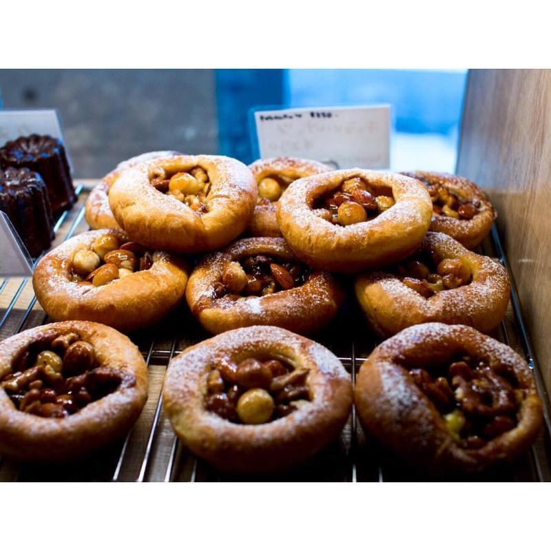 オパンのキャラメルナッツ(2016.10.24) | OPAN オパン|東京 笹塚のパン屋