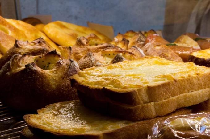 オパンの食パンのクロックムッシュ(2017.03.09)