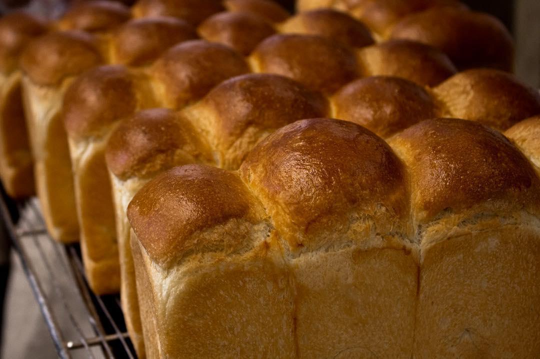 オパンの山型食パン、角型食パン(2017.05.18)