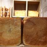 オパンの山型食パン、角型食パン(2017.06.21)